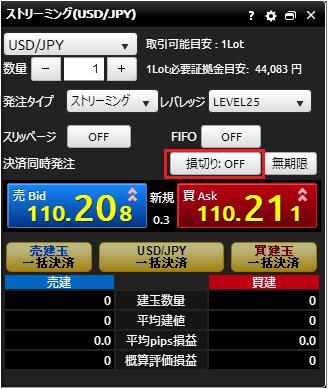 minnano-fx 損切OFF
