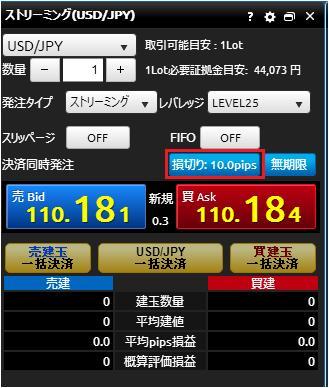 minnano-fx 損切10