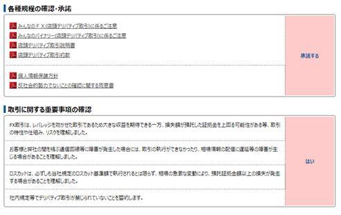 minnano-fx 各種規約